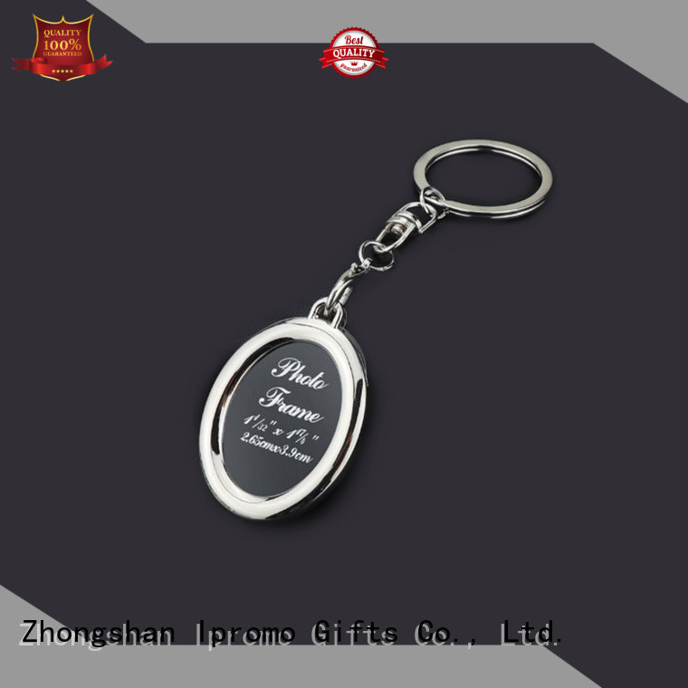 Ipromo cute photo keychain frame price for activity