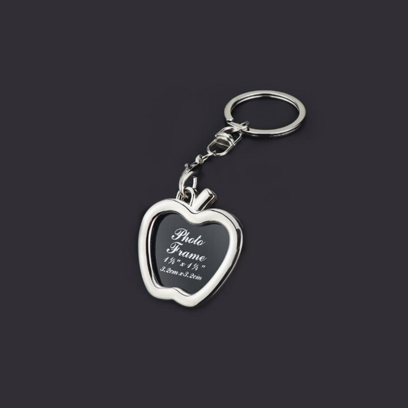 Apple  Photo Frame Keychains