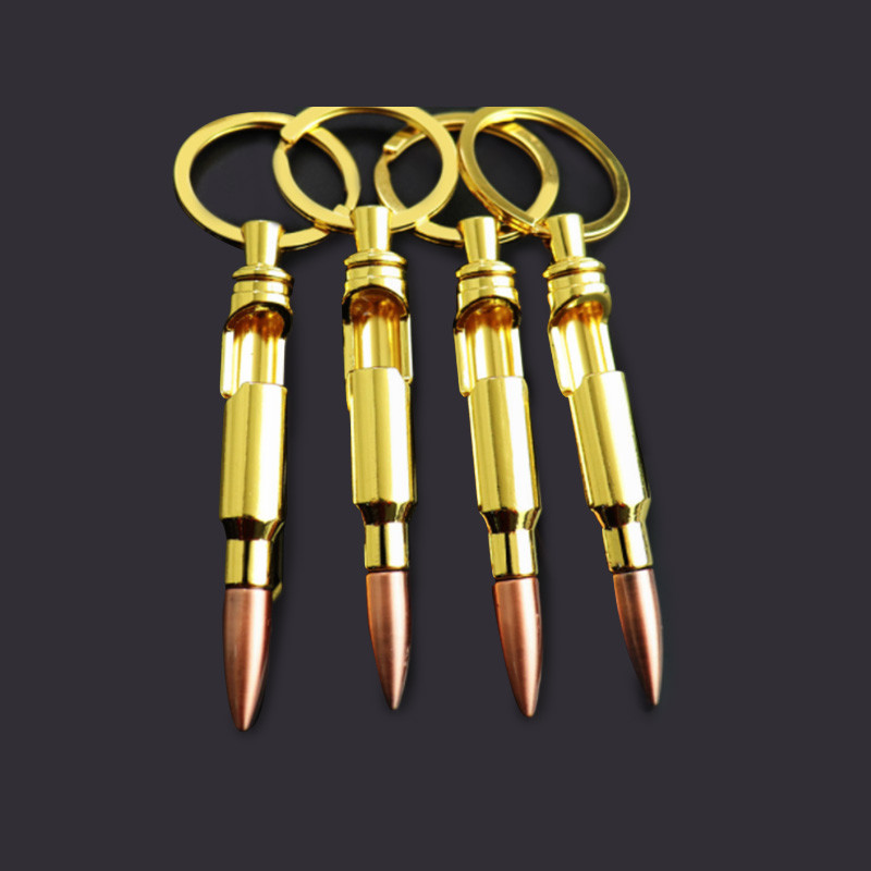 Bullet Bottle openers keychains