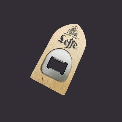 Wholesale Custom logo Wooden Bottle Opener with wooden handle