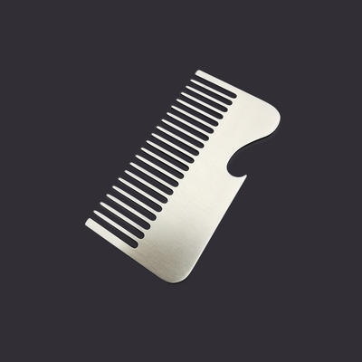 Metal Comb Bottle Opener for Promotional Gifts