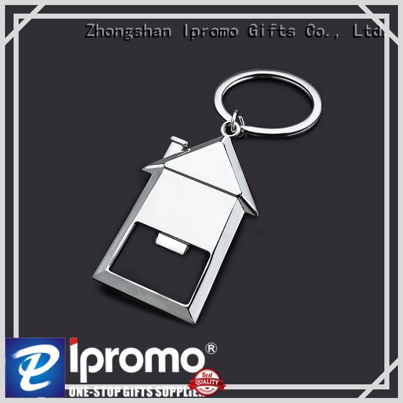 Ipromo eiffel personalized beer bottle opener keychain low cost