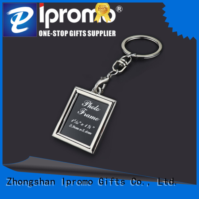 Ipromo promotional photo keychain frame price for wedding