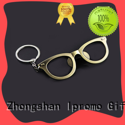 durable guitar bottle opener keychain metal low cost for event