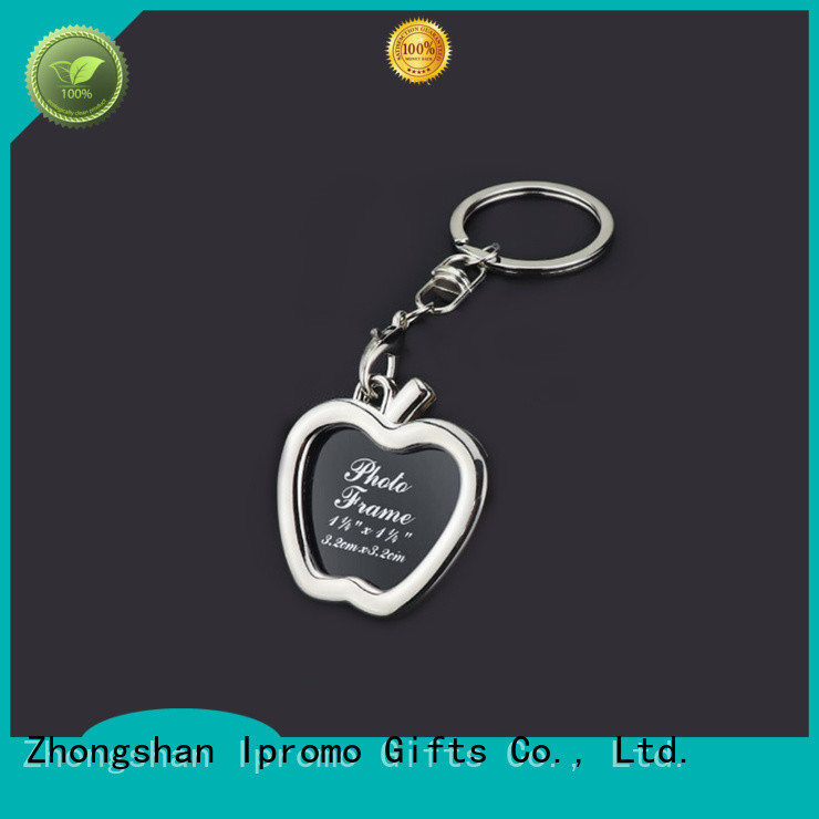Ipromo apple custom keychains picture for-sale for gifts