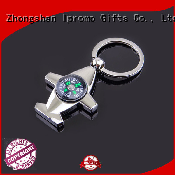 top quality compass keyring price for memento