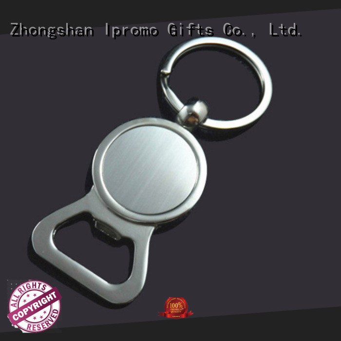 Ipromo key ring blanks for wholesale for souvenir