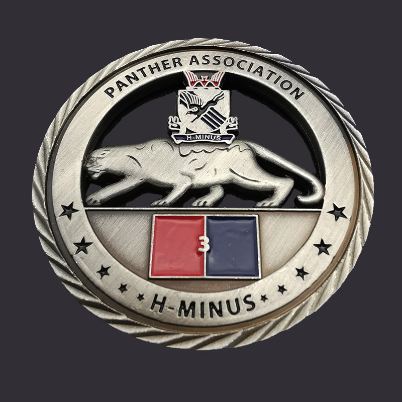 Factory lucky custom challenge coin