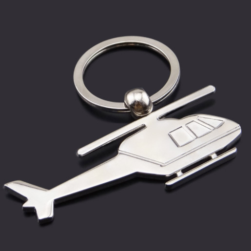 Popular Helicopter Plane Key chains