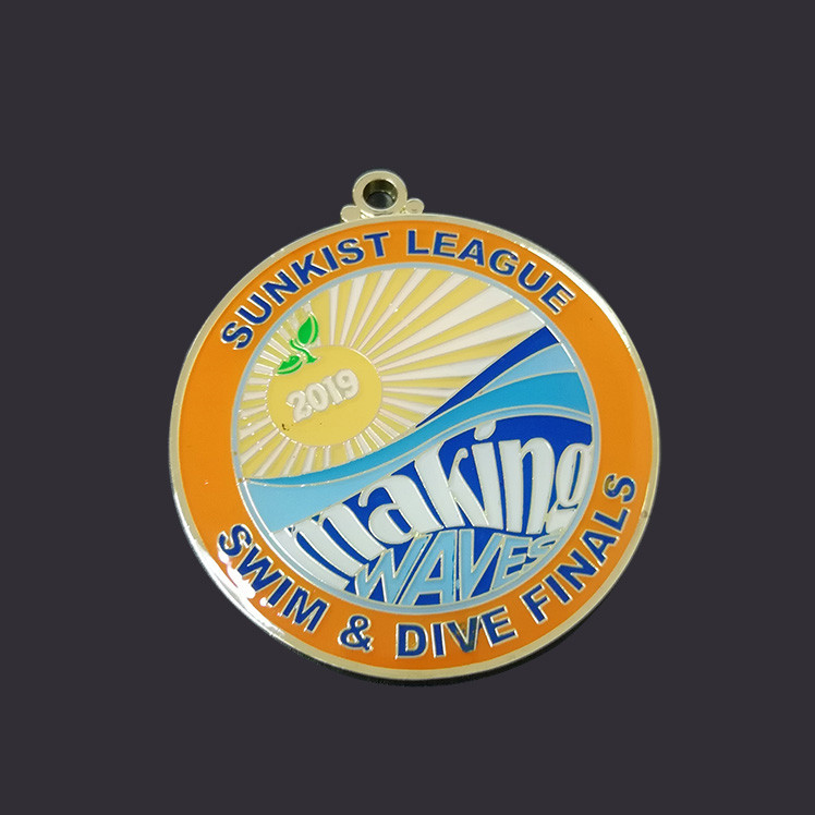 Sport Medal custom medal