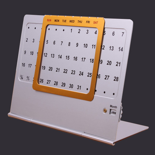 Custom Calendar for promotion