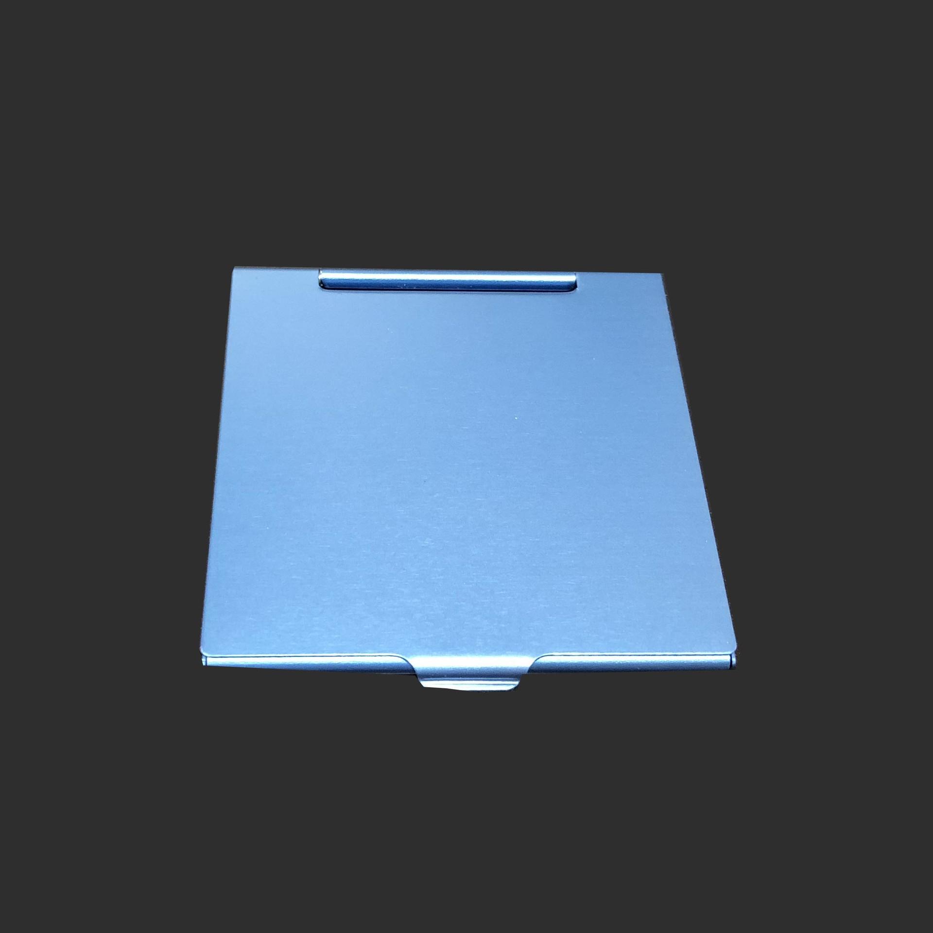 flip style mini one-way small mirror