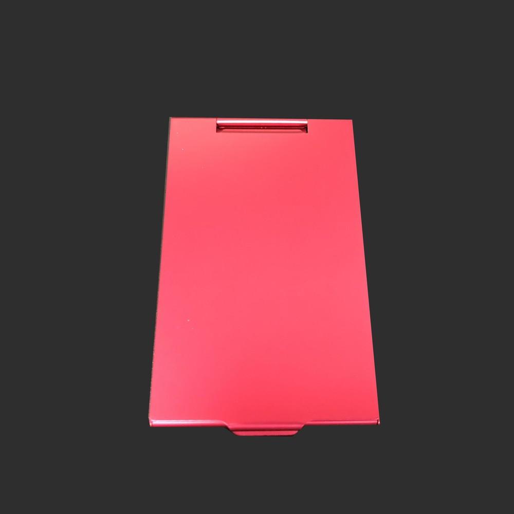 Rectangular flip mini one-way mirror