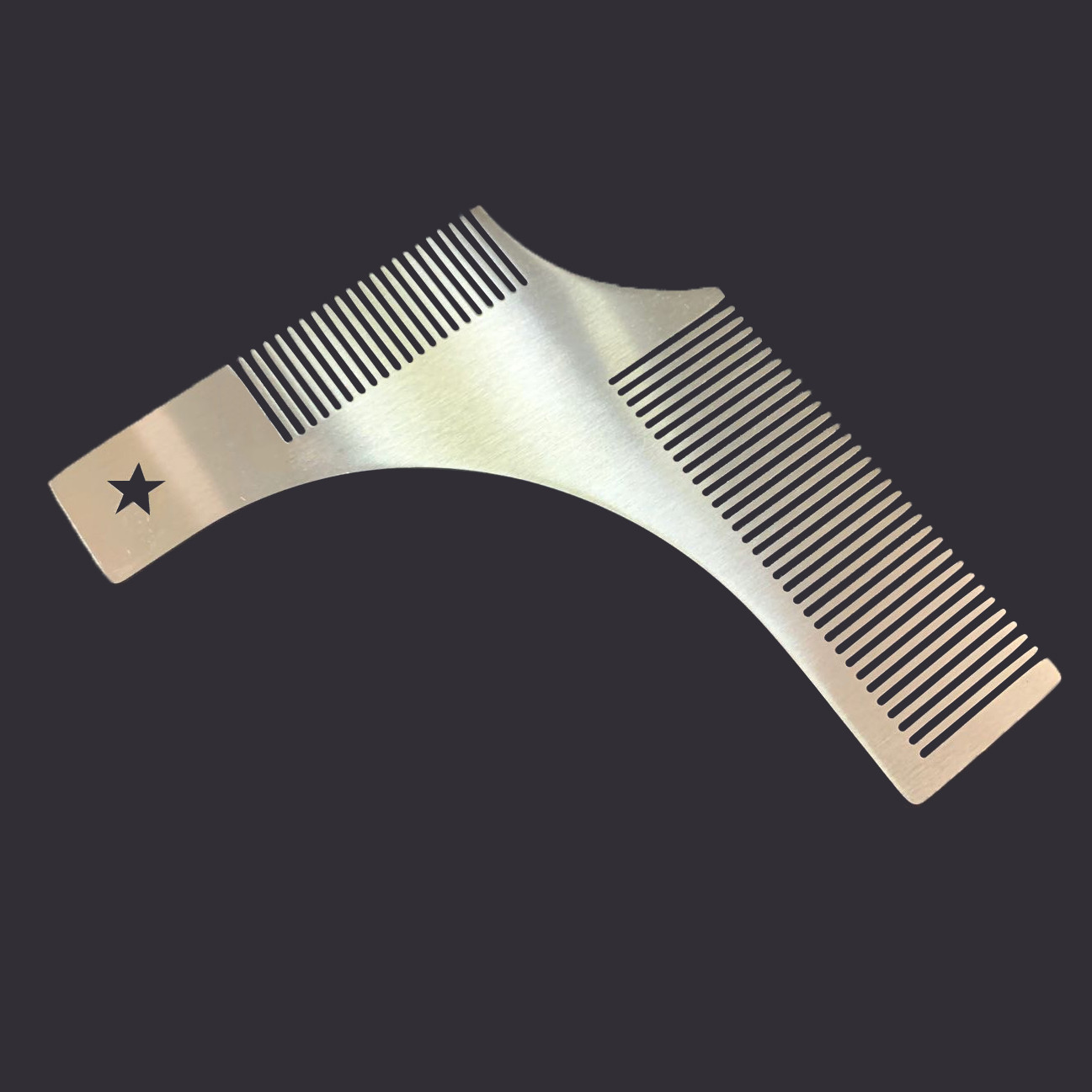 good quality metal comb for promotion