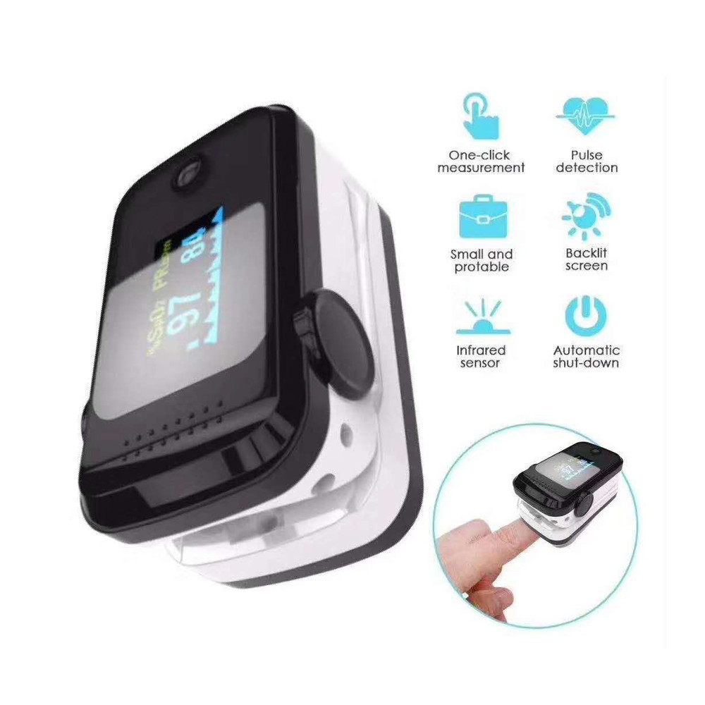 2020 New Accurate Oximeter Fingertip Pulse