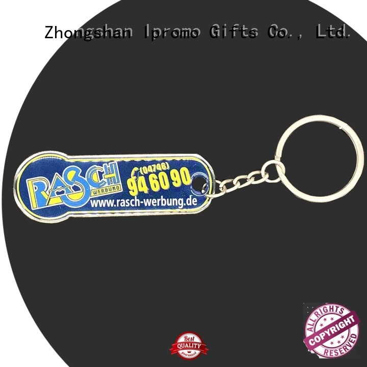 solid shopping trolley coin keyring factory price for party