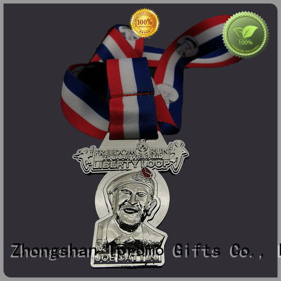 Ipromo antique running medals free design for promotion