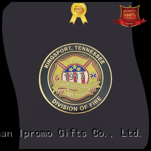 new-arrival custom challenge coin engraved production