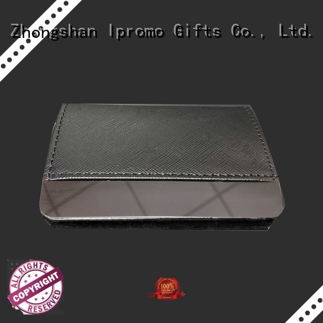 Ipromo plastic business card holder experts for promotion