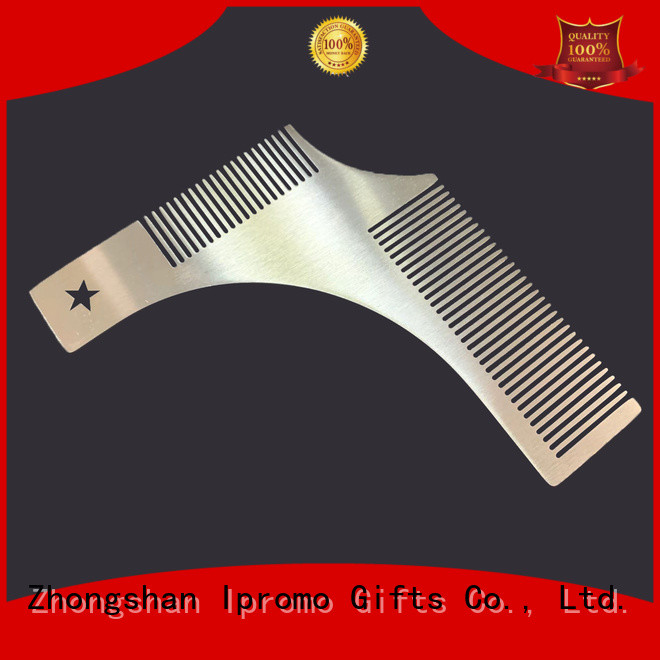 Ipromo fine metal comb experts for promotion