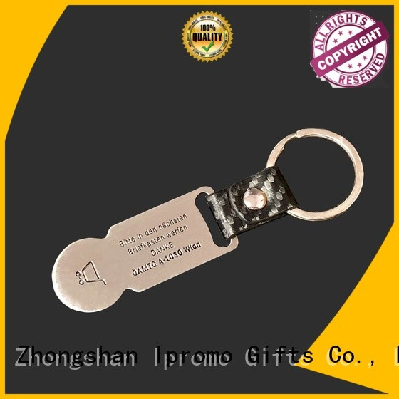Ipromo useful shopping trolley coin keyring at discount for gifts