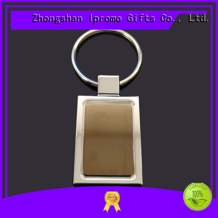 Ipromo key ring blanks for wholesale for memento