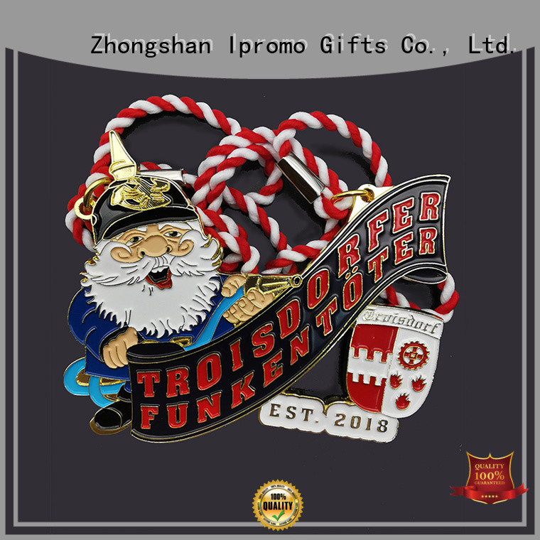 Ipromo inexpensive funny gold medal free quote for souvenir