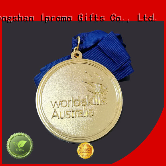 Ipromo various style funny gold medal free design