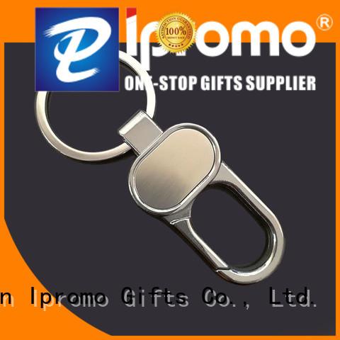 Ipromo blank metal keychains marketing for souvenir