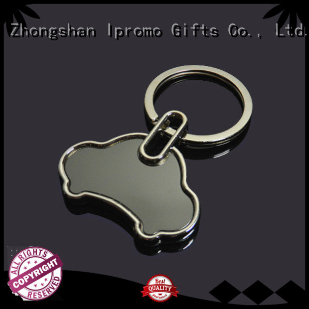 Ipromo inexpensive blank plastic keyrings buy now for wedding