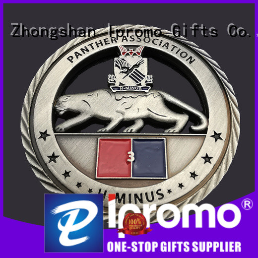 Ipromo flag personalized challenge coin marketing for gifts