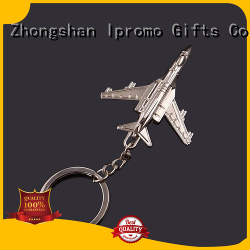 Ipromo helicopter keychain flashlight marketing for wedding
