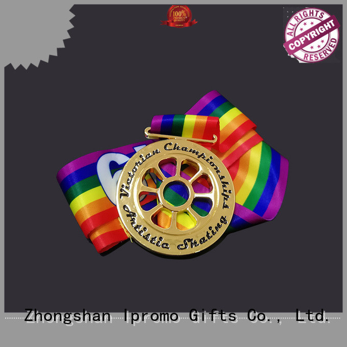 Ipromo antique funny gold medal order now